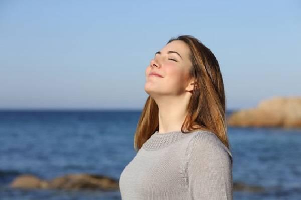 التنفس العميق