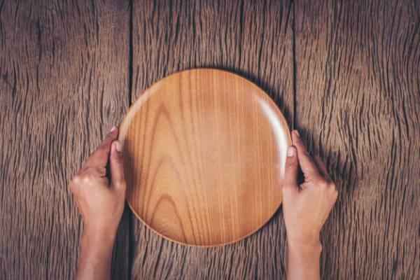 فقدان الوزن مع النظام الغذائي
