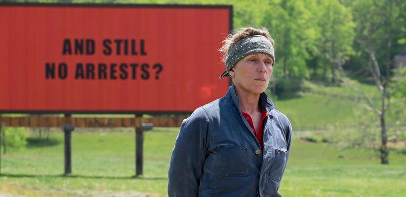 فيلم Three Billboards