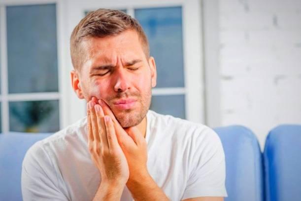 المعالجة المنزلية لألم الأسنان