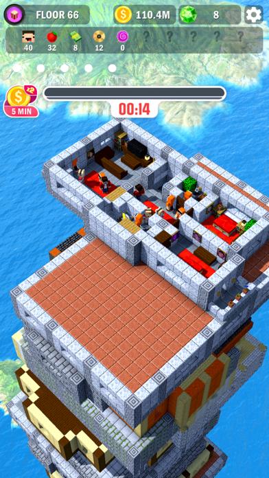 1612934872 45 برج كرافت 3D مبنى خامل أكو وب