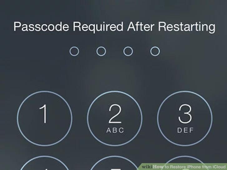 أدخل كلمة مرور معرف Apple الخاص بك كلما طُلب منك ذلك