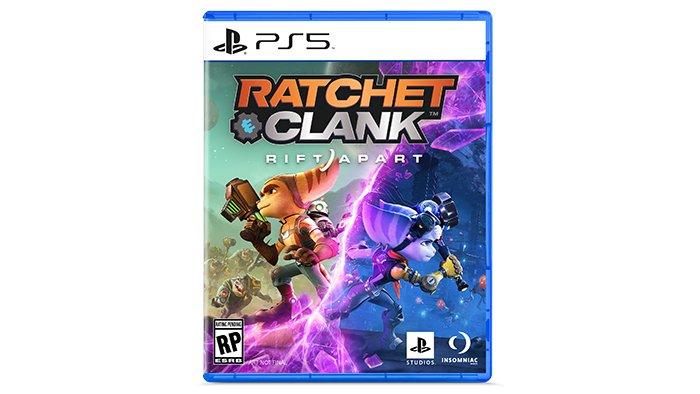 لعبة Ratchet and Clank Rift Apart