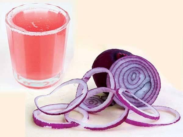 عصير البصل