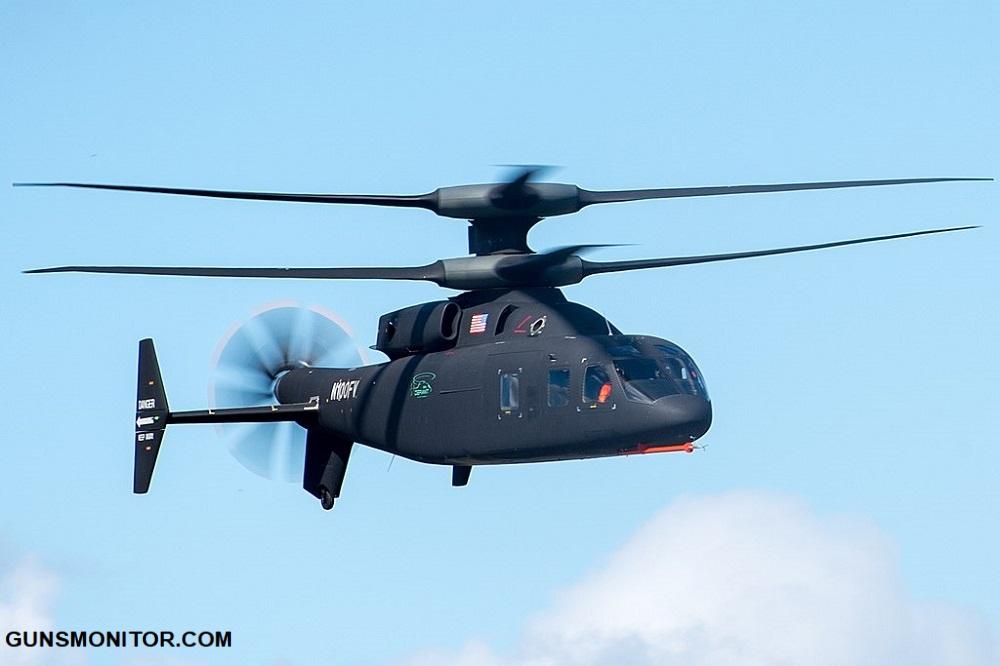 1613899843 369 طائرة هليكوبتر SB 1 Defiant ؛ المنتجات المشتركة لسيكورسكي وبوينج أكو وب