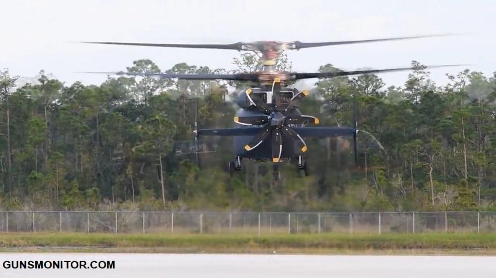 1613899844 119 طائرة هليكوبتر SB 1 Defiant ؛ المنتجات المشتركة لسيكورسكي وبوينج أكو وب