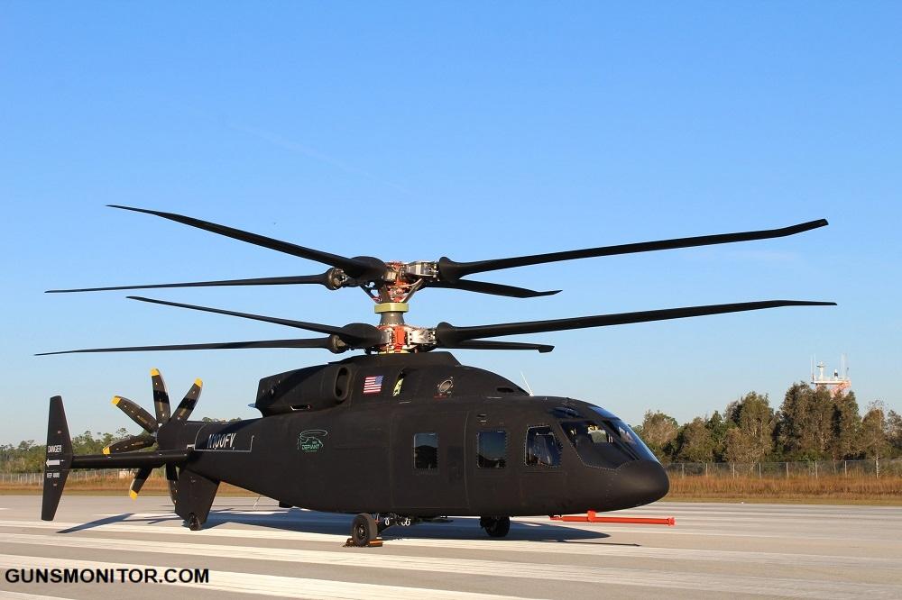 1613899844 225 طائرة هليكوبتر SB 1 Defiant ؛ المنتجات المشتركة لسيكورسكي وبوينج أكو وب