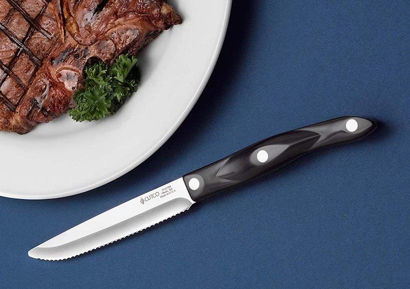 سكين اللحم هو أحد أنواع سكاكين المطبخ