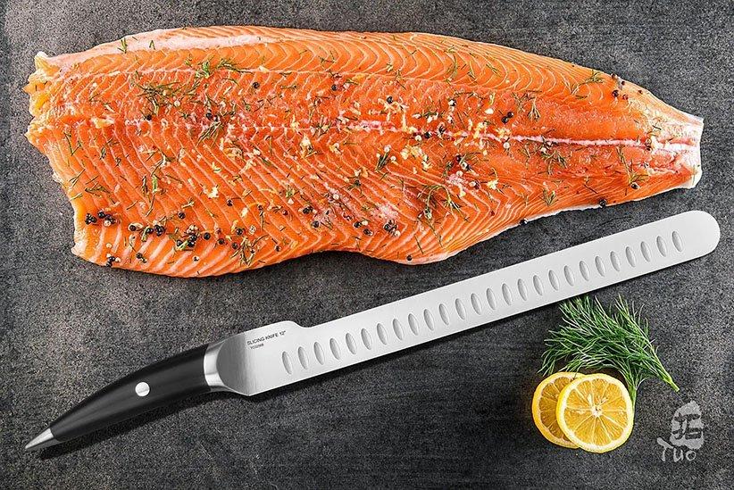 سكين القاطع هو أحد أنواع سكاكين المطبخ