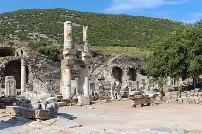 معبد أفسس
