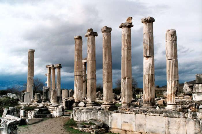 معبد أفروديسياس