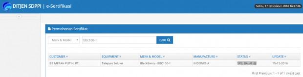 أصبح BBC100-1 أول هاتف BlackBerry يدعم بطاقات SIM المزدوجة