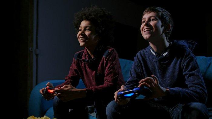 لعبة فيديو الصحة
