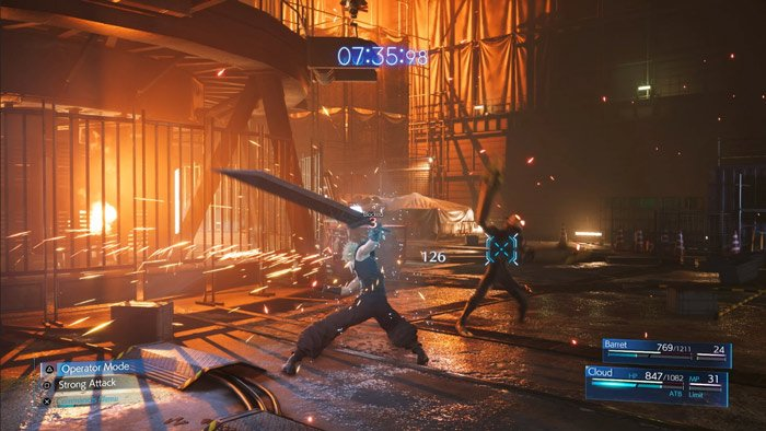 تم الإعلان عن طبعة Final Fantasy 7 لجهاز PlayStation 5 أكو وب
