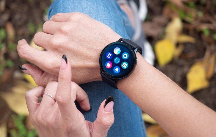ساعة Galaxy Watch Active 2 الذكية