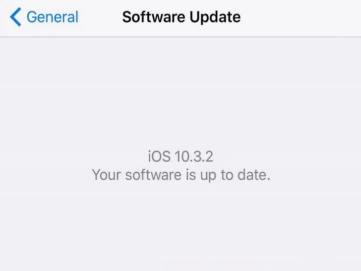تحقق من إصدار iOS الحالي على جهاز iPhone الخاص بك
