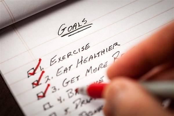 لماذا من المهم كتابة الأهداف على الورق؟