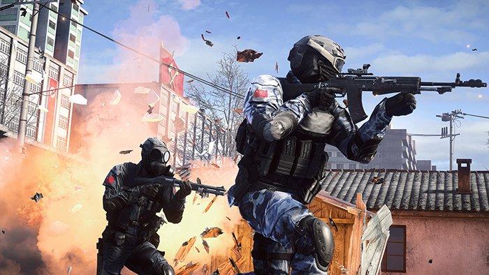 لعبة Battlefield 4