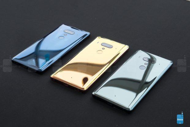 مراجعة أولية لهاتف HTC U12 Plus
