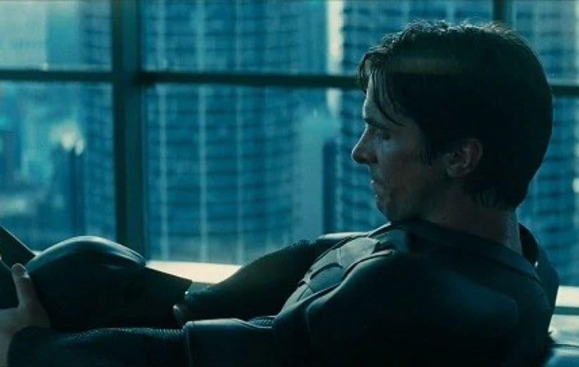 بروس واين فارس الظلام