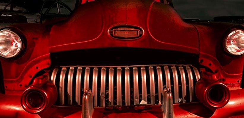 فيديو لسيارة بويك 8