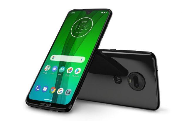 تم طرح هواتف سلسلة Motorola 2019 Moto G: Moto G7 و G7 Play و G7 Power و G7 Plus