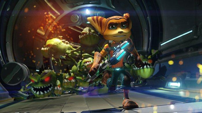 لعبة Ratchet and Clank 2016