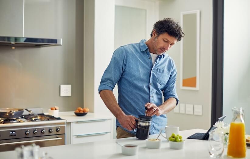 فرينش برس - متعة صنع القهوة في المنزل