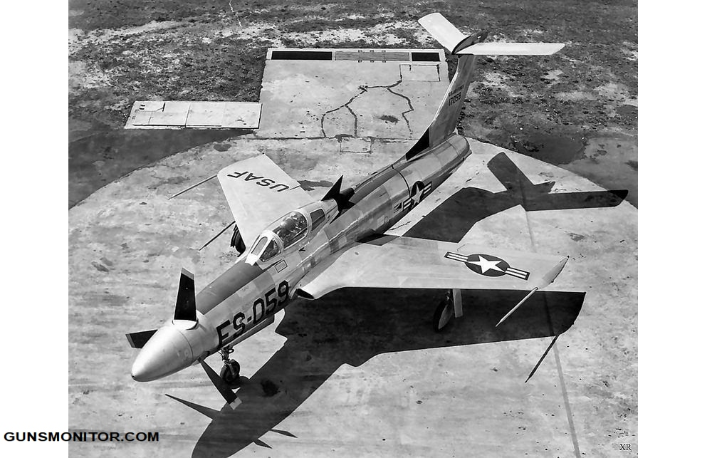 1615806688 496 خدش الرعد XF 84H ؛ أسوأ مقاتل في الحرب الباردة الأمريكية أكو وب