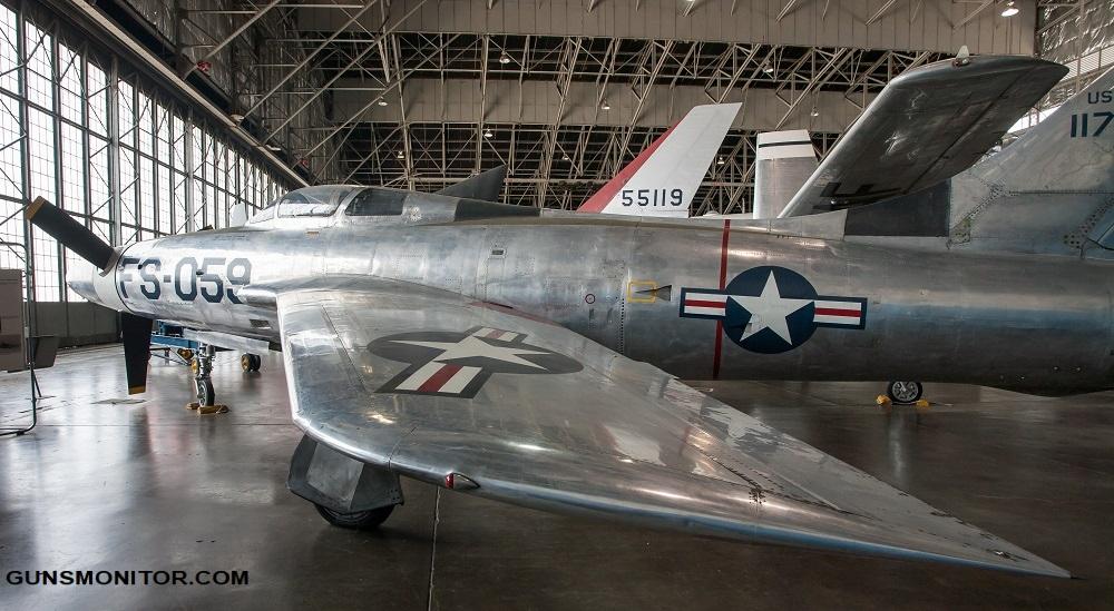 1615806688 614 خدش الرعد XF 84H ؛ أسوأ مقاتل في الحرب الباردة الأمريكية أكو وب