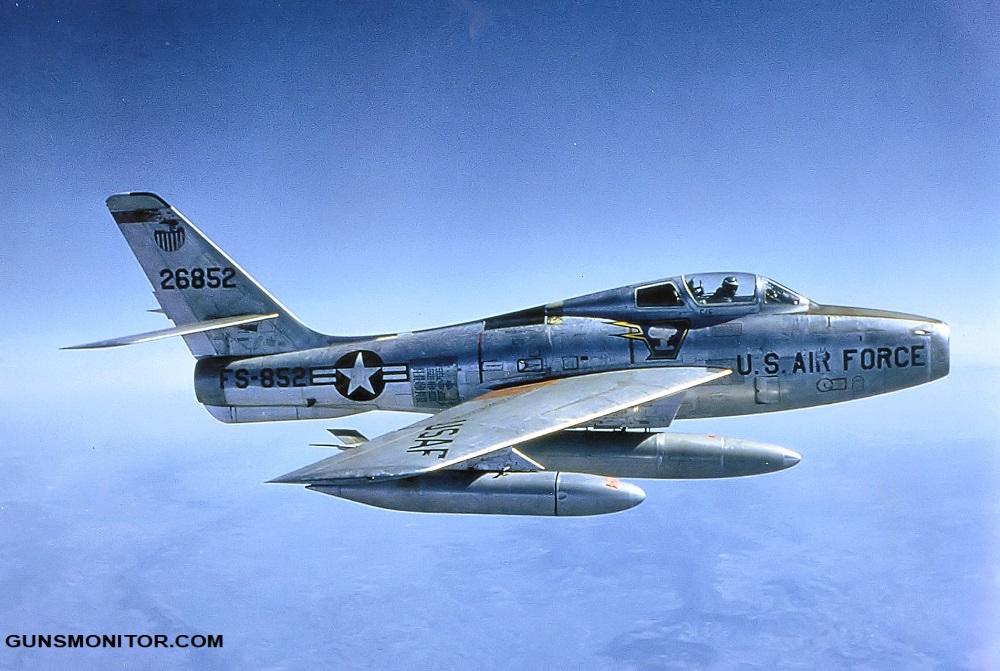 1615806688 808 خدش الرعد XF 84H ؛ أسوأ مقاتل في الحرب الباردة الأمريكية أكو وب