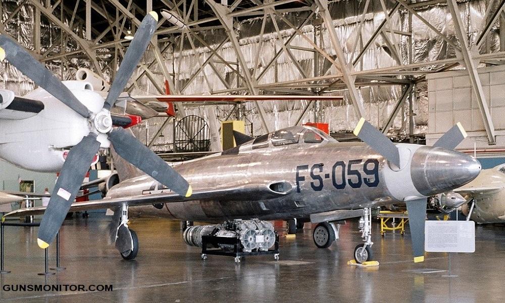 1615806688 925 خدش الرعد XF 84H ؛ أسوأ مقاتل في الحرب الباردة الأمريكية أكو وب