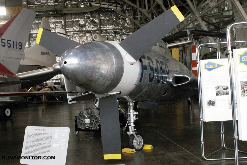 1615806688 992 خدش الرعد XF 84H ؛ أسوأ مقاتل في الحرب الباردة الأمريكية أكو وب