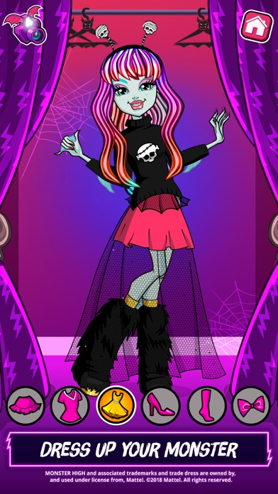 1615875318 44 محل تجميل Monster High أكو وب
