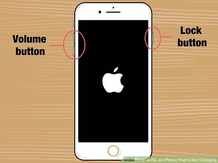 أعد تشغيل جهاز iPhone الخاص بك