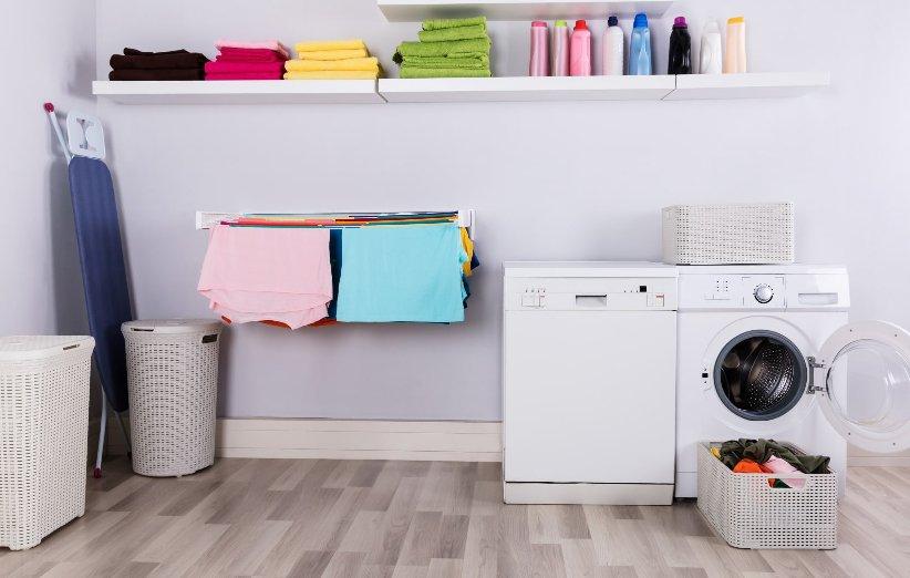 الملابس من أقذر الأشياء في المنزل