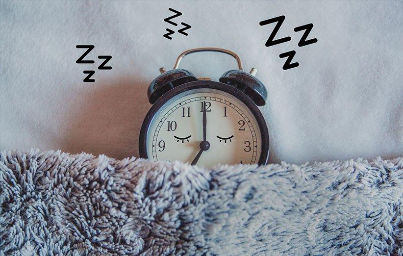 يكفي نوم