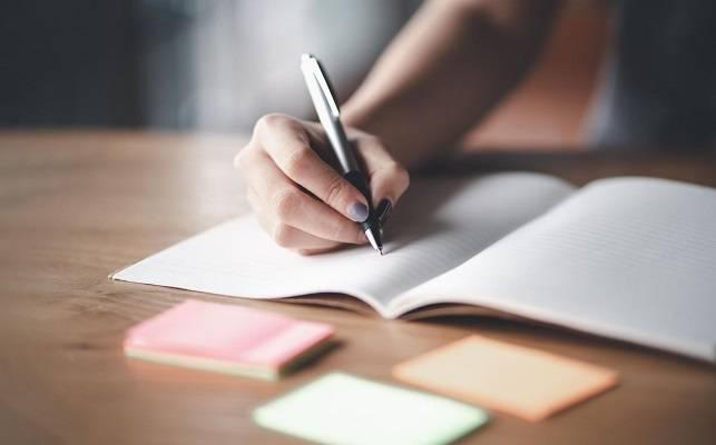 اكتب الأهداف