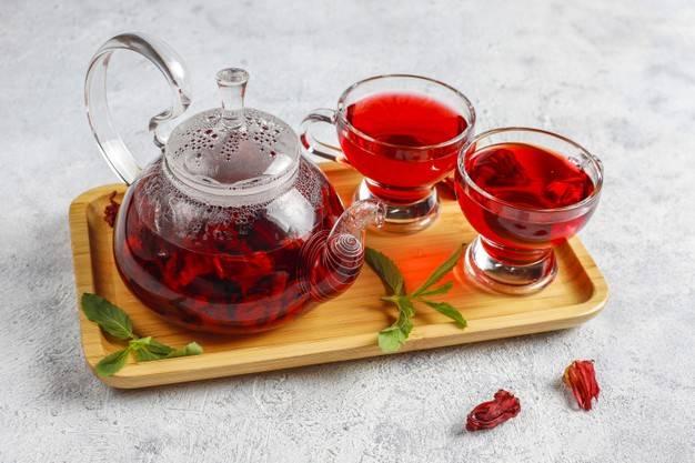 شاي اعشاب