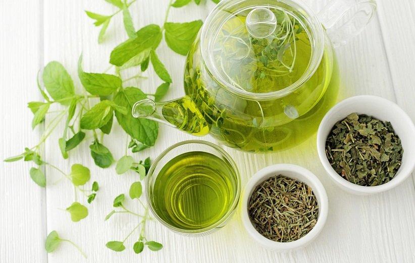 الشاي الأخضر لعلاج الالتهابات