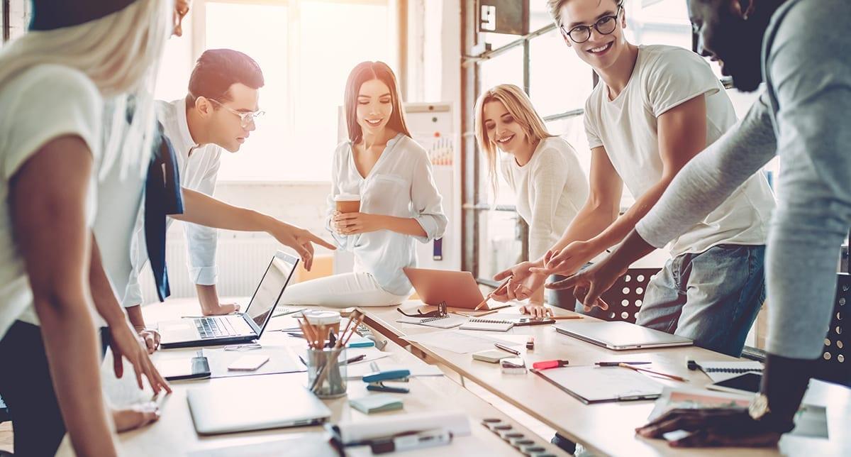 6 مهارات شخصية يبحث عنها أصحاب العمل- العمل بروح الفريق الواحد