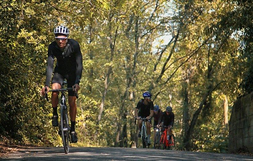 تقوية الساقين من فوائد ركوب الدراجات