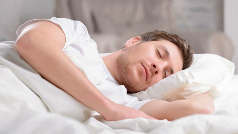 سترى النجاح عندما تفعل هذه الأشياء الثمانية قبل الساعة 8 صباحًا- النوم أكثر من سبع ساعات في الليلة