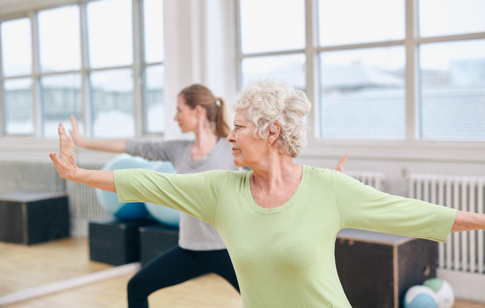 الصحة الجسدية في أسلوب حياة صحي- التمرين والنشاط البدني