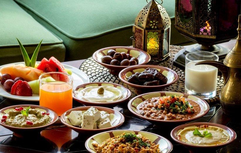 الطلب الذكي في مطاعم التخسيس في رمضان