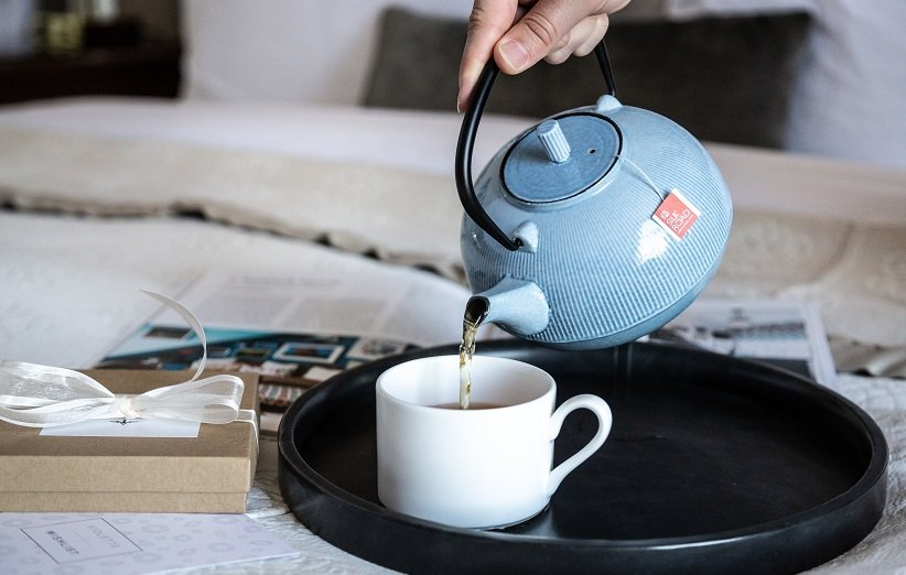 شاي ماغنوليا مشروب نعسان