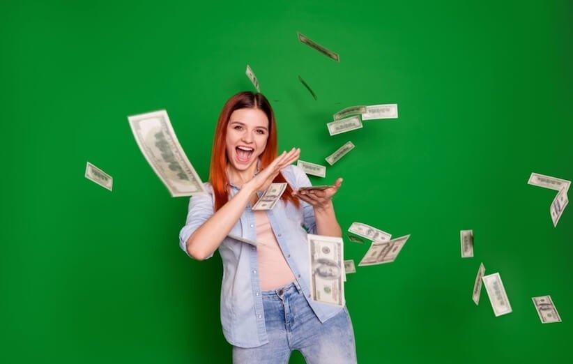 الرش - كسب المال