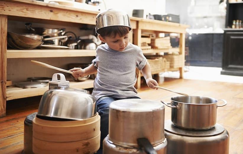تربية طفل مبدع - أنشطة خارج الإطار