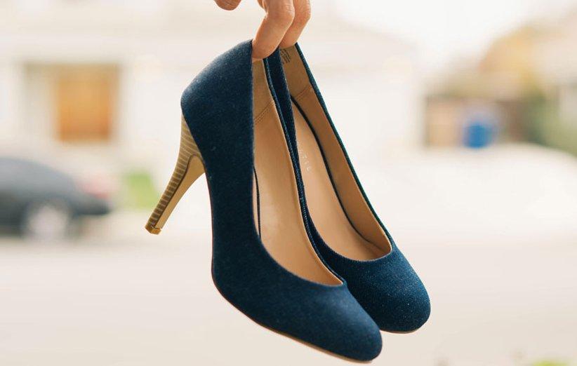 حذاء بامب كلاسيكي