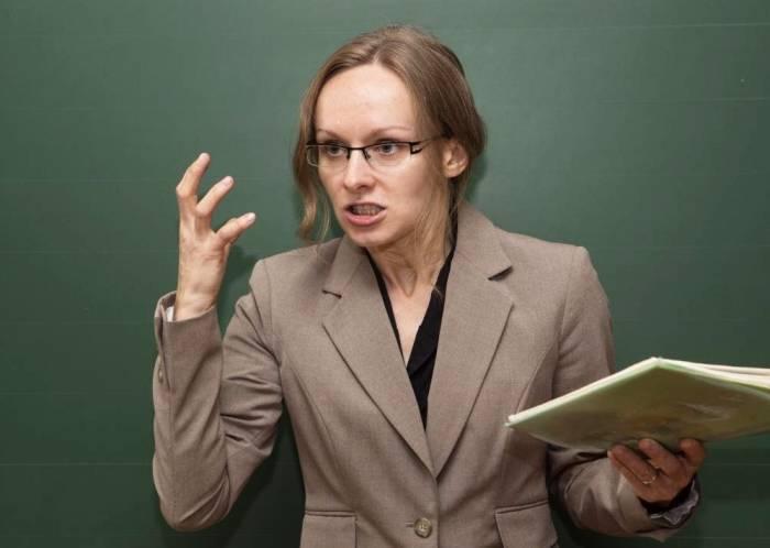 تشخيص المعلم السيئ
